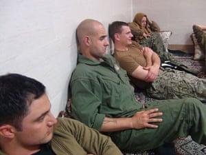 US sailors under detention