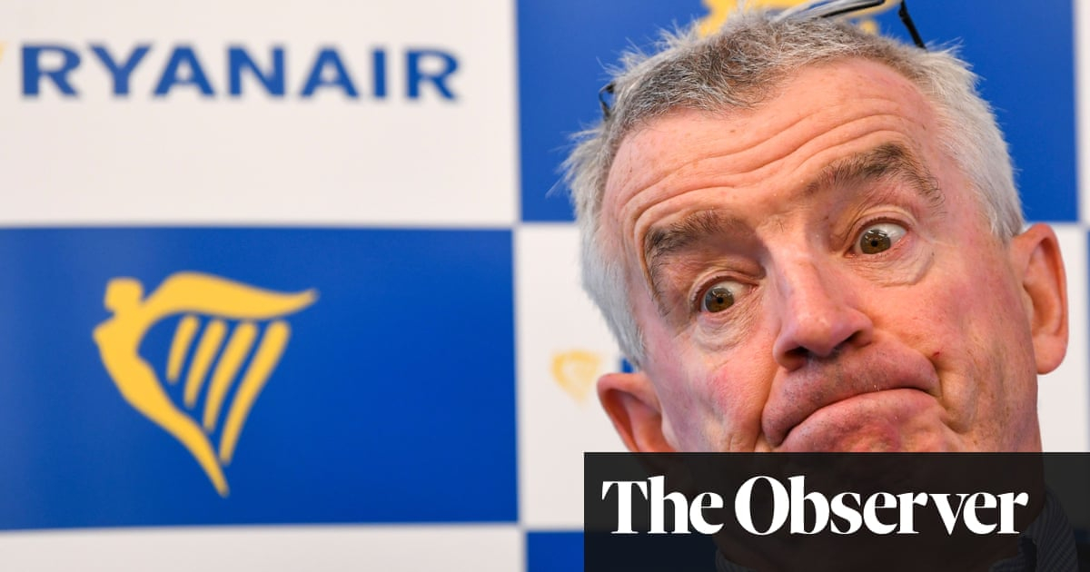 Even a pandemic can't keep Ryanair from flying higher