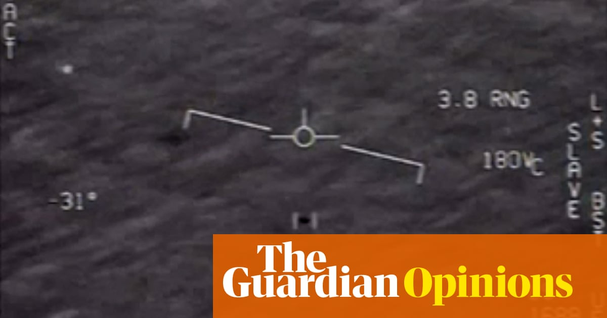 Everyone is now serious about UFOs. But they reveal more about earthling politics