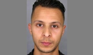 Abdeslam Salah, suspected of being involved in the Paris attacks.