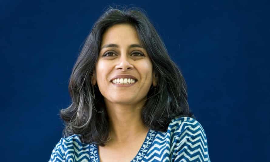 Anuradha Roy.