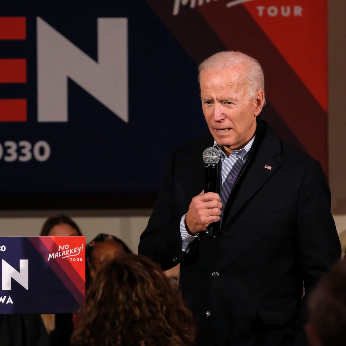 Stop Saying Biden Is The Most Electable Trump Will Run Rings Round Him Joe Biden The Guardian