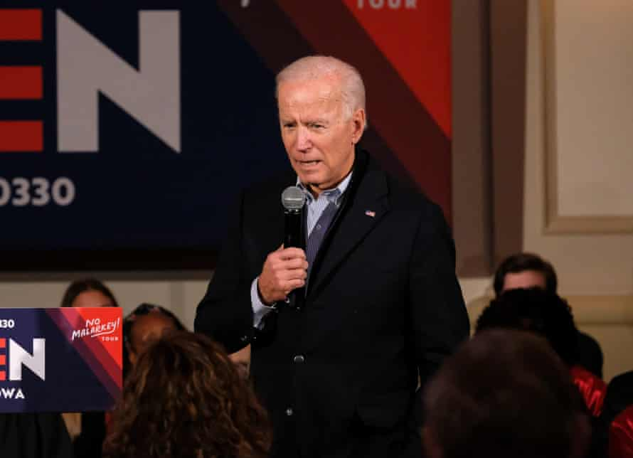 'Biden's electability is a myth, and when we look honestly at the facts we can see that he is actually a dangerously poor candidate to run.'