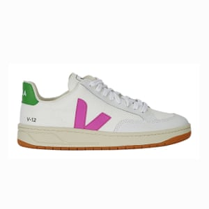 Trainers, £105, by Veja, from harveynichols.com.