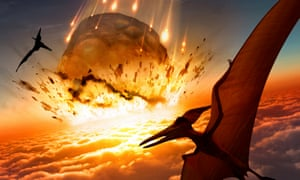The odds of the enormous space rock wreaking such havoc was low across 87% of the Earth's surface. Unfortunately for the dinosaurs, the Yucatan peninsula was part of the other 13%.