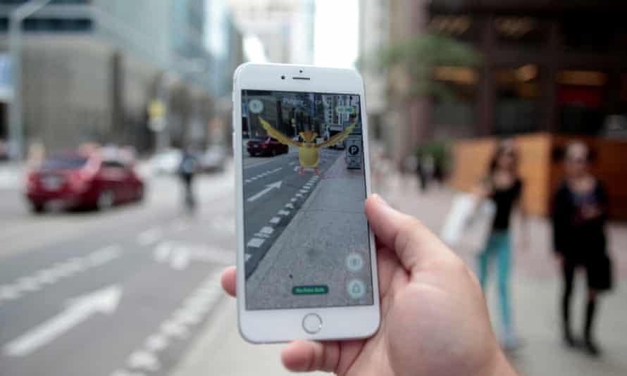 A Pokémon Go player in Canada wearily stumbles upon yet another Pidgey.