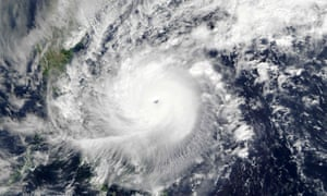 Heavy rainfall, destructive winds and battering waves were threatening heavily populated rural and urban regions in the Philippines.