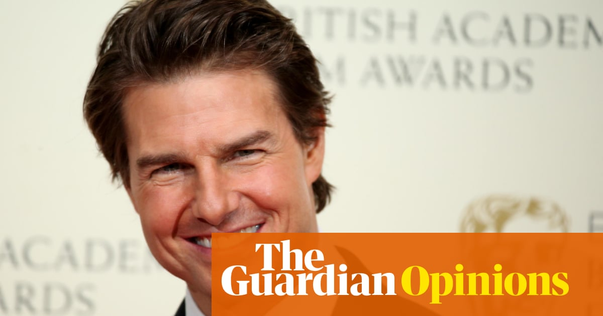 Tom Cruise Will Feel Right At Home In East Grinstead Britains