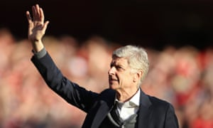 Send Us Your Questions For Former Arsenal Manager Arsene Wenger Football The Guardian