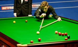 James Cahill was ranked as a 500-1 outsider for this year's world snooker championships.