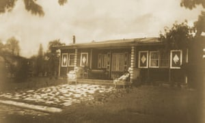 The house in 1928