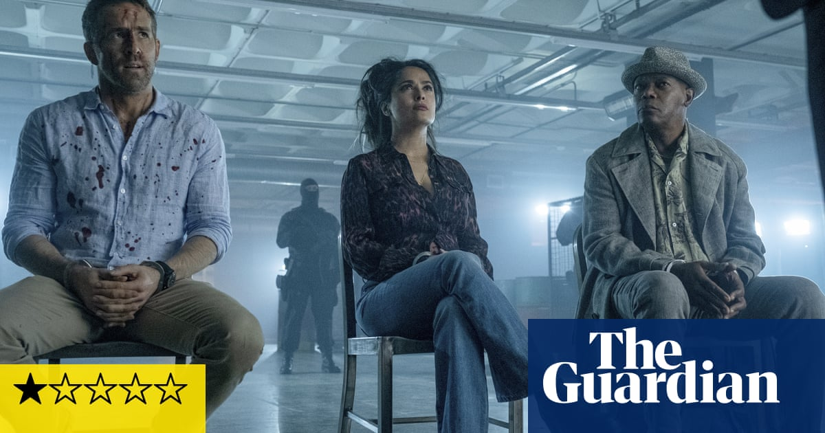 The Hitman's Wife's Bodyguard review – a nausea whack