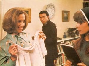 Blackman starred with Nastassja Kinski and Christopher Lee in Hammer's 1976's horror film To the Devil a Daughter