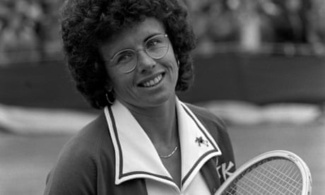 Buy a classic sport photograph: Billie Jean King – living the dream