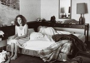 Carol Jerrems' Self Portrait