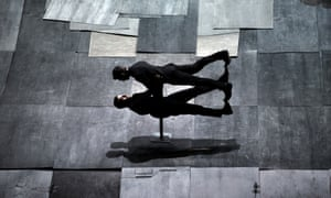 The Greater Tamer by Dimitris Papaioannou.