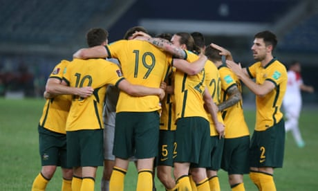 Socceroos drawn with Japan, Saudi Arabia in World Cup qualifiers