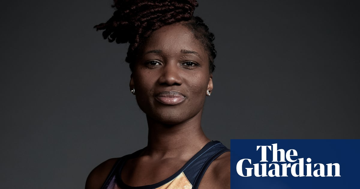 Netballer Ama Agbeze: Sometimes my only aim was to get out of bed