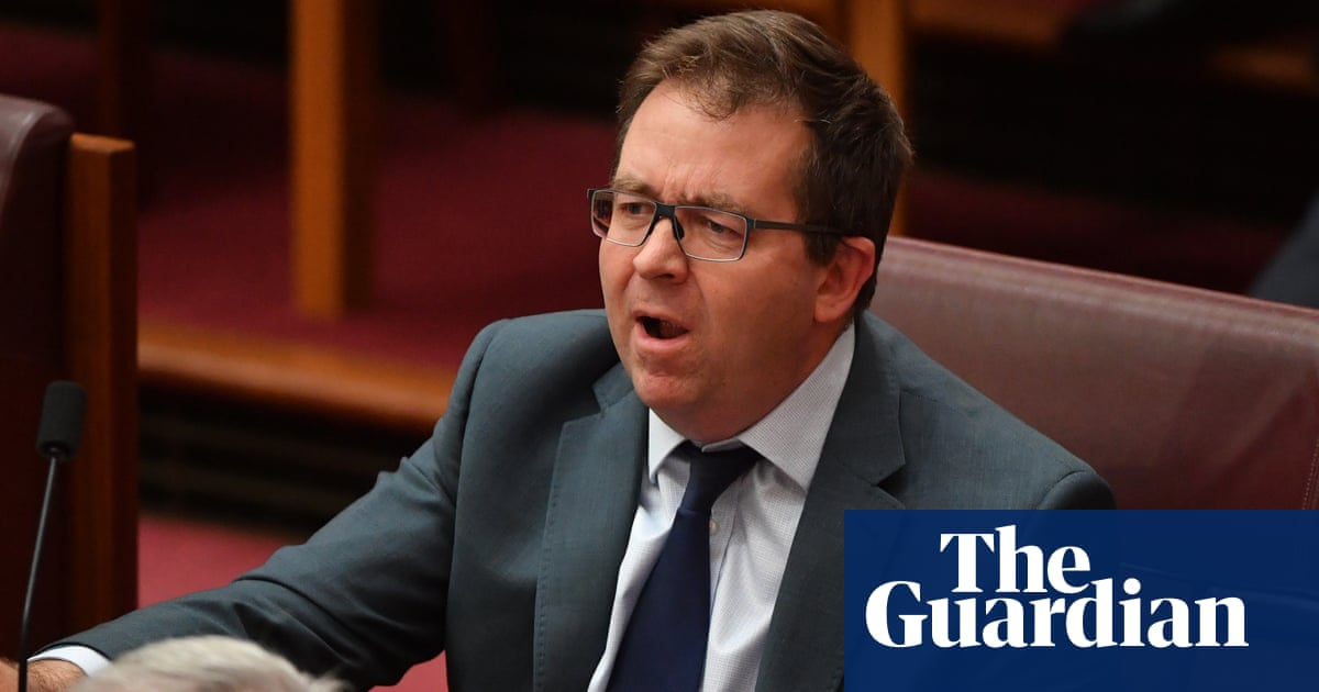 Liberal James McGrath beats Amanda Stoker for top spot on Queensland Senate ticket