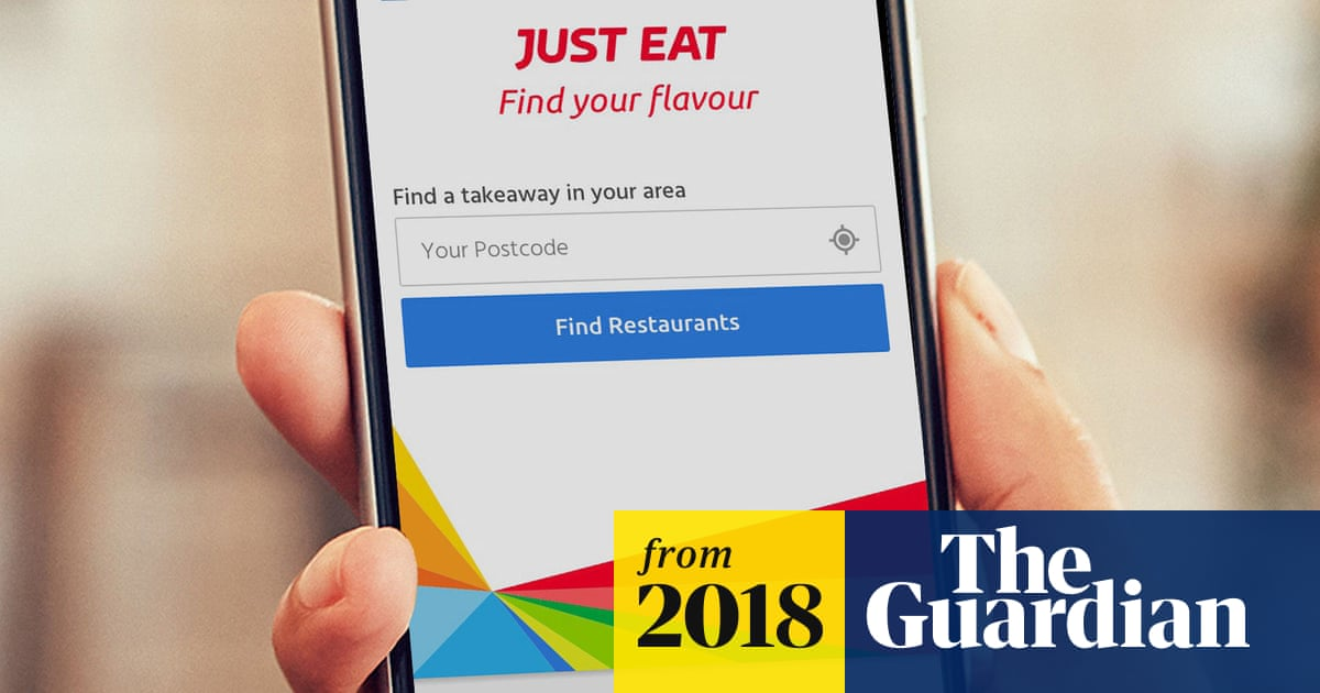 Just Eat driver 'sent unwanted messages' to female customer | UK