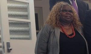 Country Liberal MP and Warlpiri woman Bess Price