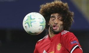 3b3d010bc5cfa4 Ugly but effective: Marouane Fellaini proves his worth to Mourinho again