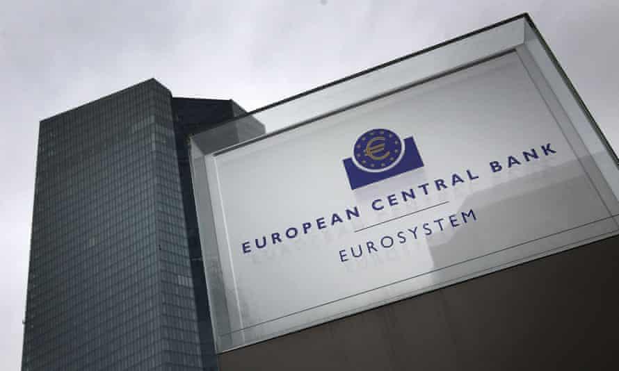 The European Central Bank.