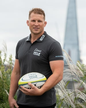 Dylan Hartley in London this week.