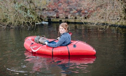 Alys Fowler on the canal in Birmingham: 'I had found a wild place with an unknown horizon.'