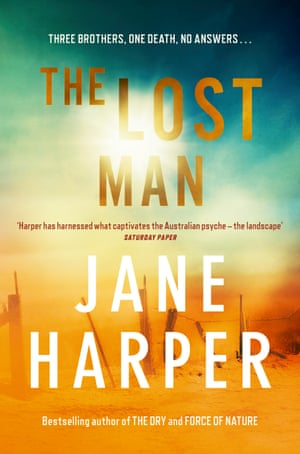 Cover image for The Lost Man by Jane Harper
