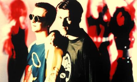 Urban Hype, alrededor de 1992.