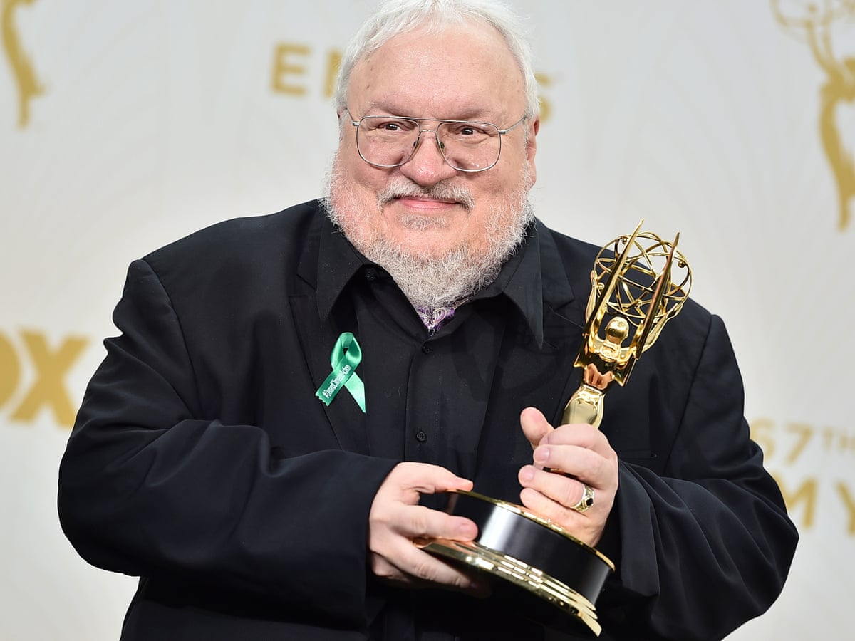 Let's just say it: George RR Martin needs to get on with The Winds ...