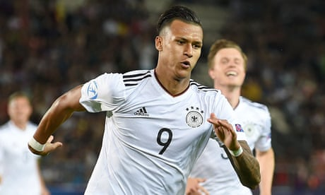 Six Germany players who could threaten England's Euro Under-21 hopes