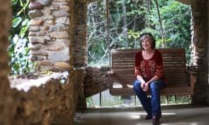 Barbara Kingsolver at home in Virginia.