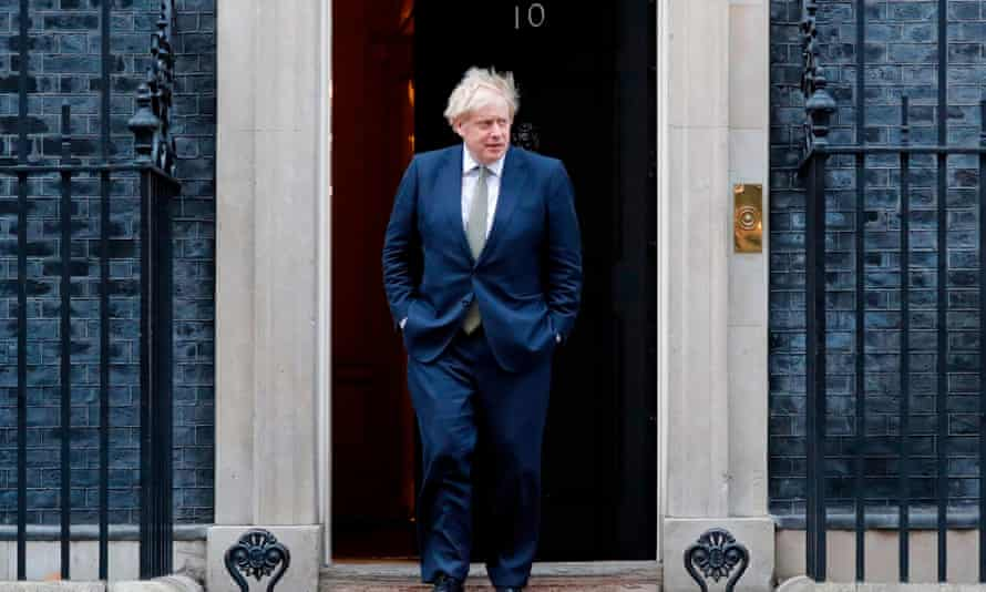 Boris Johnson's government is making coordinated moves to undermine accountability.