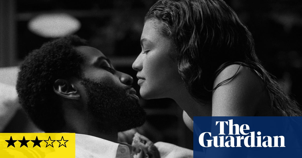 Malcolm & Marie review – furious film-maker takes a pop at critics
