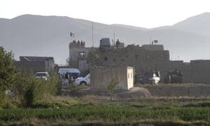 Ghazni prison attack