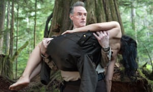 It's those on the fringes who dominate … Twin Peaks.