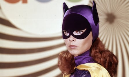 1960s Batgirl, played by Yvonne Craig.