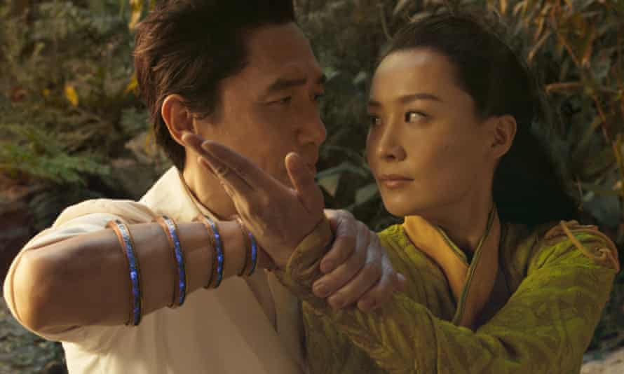 Shang-Chi and the Legend of the Ten Rings makes up for the
