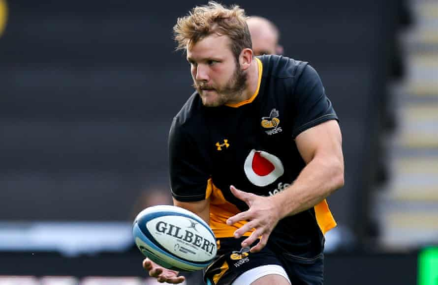 Joe Launchbury hopes to earn a Lions place at the third time of asking and 'has to be in the reckoning' according to his head coach.