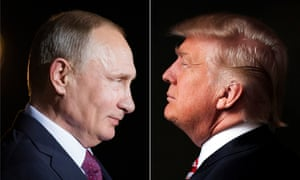 After Donald Trump won the election, Vladimir Putin called for a new era of 'fully fledged relations' between Russia and the United States.