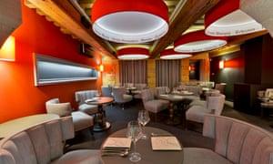 Burgundy Lounge, Lyon