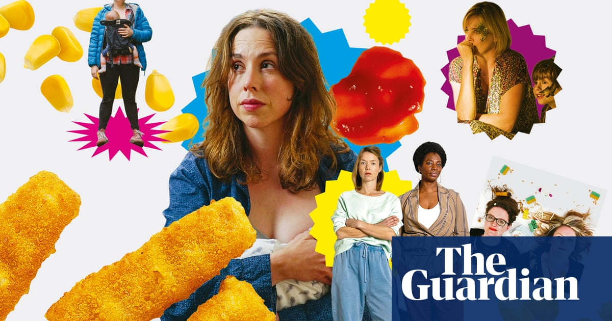 Grotesque, paranoid, frazzled: why the mum is TV's most compelling character