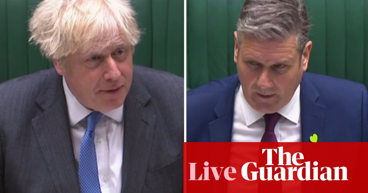 UK Covid live: Johnson faces Starmer for PMQs as Cummings makes new claims that Hancock was 'hopeless'