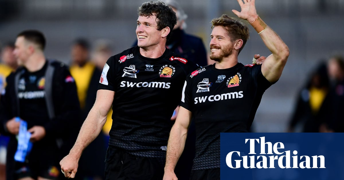 The Breakdown | Forward-thinking Exeter are easy to see coming but far harder to stop
