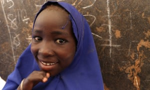 Fati Abubakar正在推出一个名为The Face的系列。