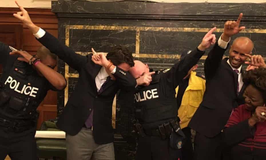 Trudeau! No!