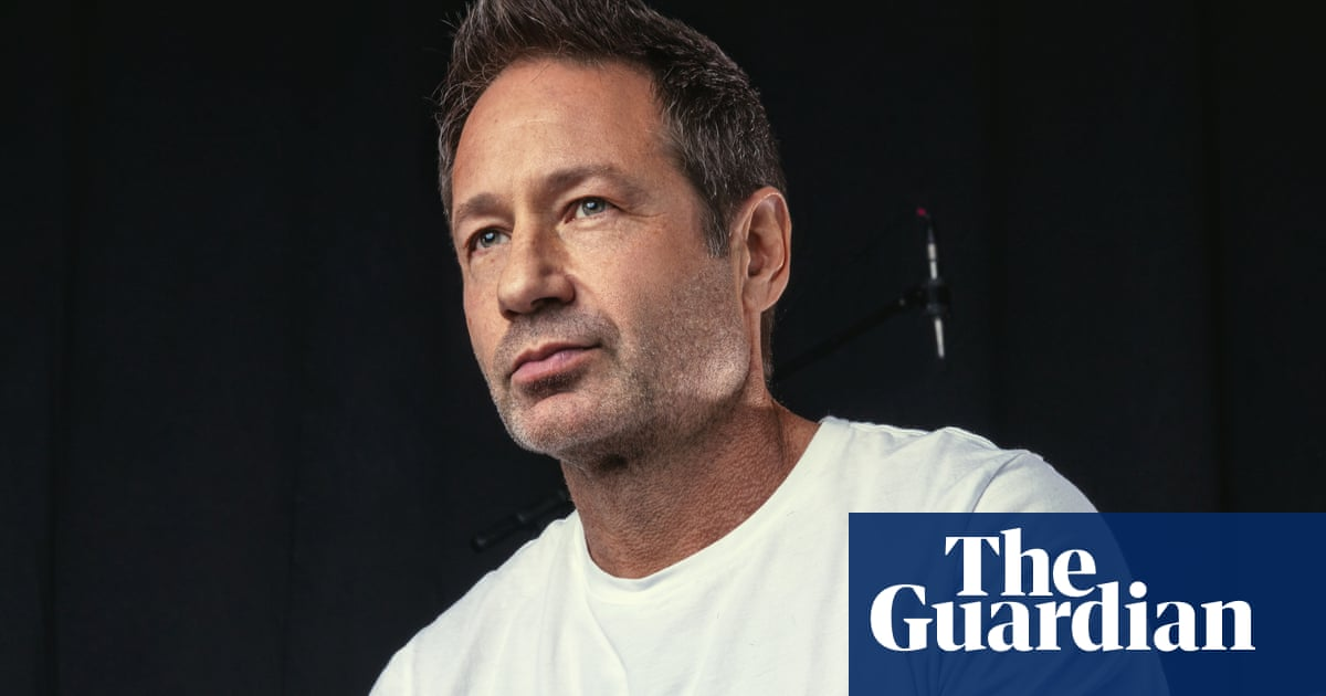 David Duchovny: 'I wasn't seeing stuff I was desperate to do'