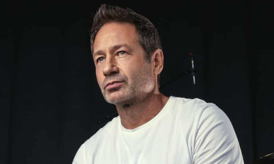 David Duchovny: 'What do I want to do? What do I want to say, and how do I want to say it? It's good to step off.'